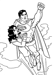 Small Picture Cool Superman Coloring Pages Kids Printable Kleurplaat Coloring