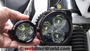 clearwater darla lights review webbikeworld clearwater darla lights vs clearwater krista lights