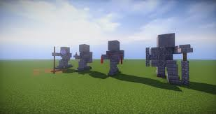 Small Picture Easy Small Statues Minecraft Building Inc