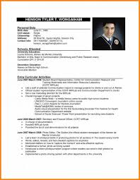 Resume Filipino Sample Template Philippines Breakupus Gorgeous ...
