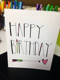 Diy Birthday Card Template Helenamontana Info