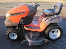 husqvarna garden tractor. HUSQVARNA LGT2554 GARDEN TRACTOR LAWN MOWER 54 Husqvarna Garden Tractor