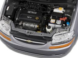 Image: 2008 Chevrolet Aveo 5dr HB LS Engine, size: 1024 x 768 ...