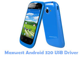 Download Maxwest Android 320 USB Driver ...
