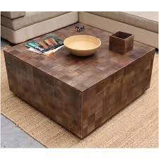 contemporary rustic furniture. Modern Rustic Furniture Solid Wood 36 Square Coffee Table Contemporary I