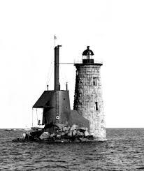 Whaleback Light Kittery Maine File Whaleback Lighthouse Maine C1950 Jpg Wikimedia Commons