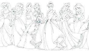 Disney Princess Coloring Pages Printable Zupa Miljevcicom