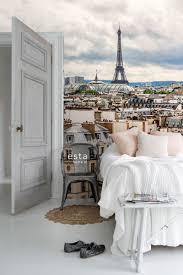 Muurposter Parijs Met Eiffeltoren Funkywalls Dé Webshop Voor