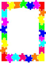 Small Picture colorful border Coloring Book