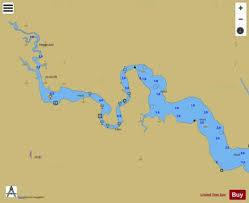Continuation Of Piankatank River Marine Chart