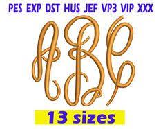 Monograms Embroidery: лучшие изображения (33) | Монограмма ...