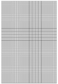 Black 2 Mm With 1 Cm Bold Graph Paper Template Download
