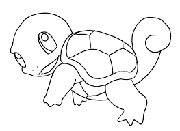 Small Picture Printable 14 Pokemon Coloring Pages Squirtle 3375 Pokemon