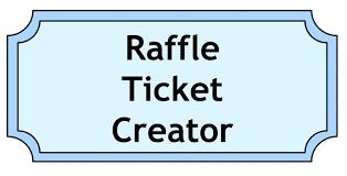 Door Prize Drawing Template Free Download Best Door Prize