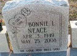 Bonnie L. Stidham Neace (1949-2008) - Find A Grave Memorial