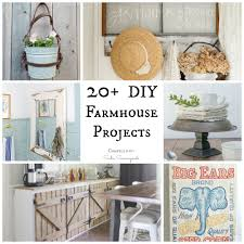 DIY Farmhouse Style: Upcycled & Repurposed