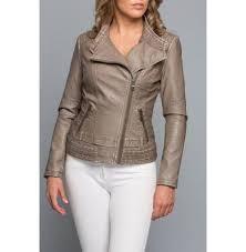 vegan leather jacket fiber content shell 100 polyurethane lining 100