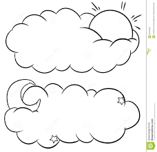 Small Picture Clouds Line DrawingLinePrintable Coloring Pages Free Download