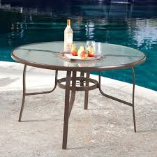 patio furniture metal table and chairs chair sets home picture with 48 round plexiglass table top ideas