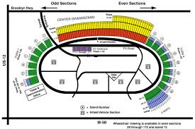 Michigan 400 Nascar Race Tickets Travel Packages Michigan