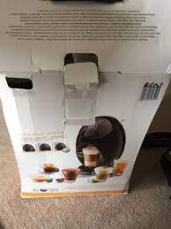 1 x nescafe dolce gusto jovia black by de'longhi machine fitted with red power cord. Nescafe Dolce Gusto Jovia Coffee Machine In Mk43 Kempston Fur 12 00 Zum Verkauf Shpock De