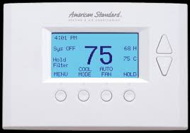 thermostats programmable thermostat control american standard American Standard Silver 624 Wiring Diagram acculink™ remote thermostat American Standard Thermostat Wiring