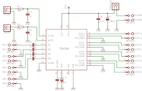 using tda7384 4 x 22w car power amplifier circuit diagram car electrical diagram at Car Power Diagram