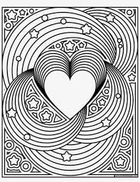 Search images from huge database containing over 620,000 coloring pages. Rainbow Love Coloring Page Available In Jpg And Transparent Heart Rainbow Coloring Pages Png Image Transparent Png Free Download On Seekpng