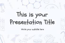 Science Powerpoint Template Free 25 Free Science Powerpoint Templates
