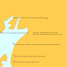 Fall River Tide Chart Fall River Narragansett Bay Massachusetts Sub Tide Chart