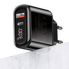 Купить Сетевое <b>зарядное устройство Usams US-CC085</b> T23 ...