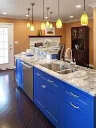 Colour Kitchen Cabinet Different Colour Kitchen Cabinet