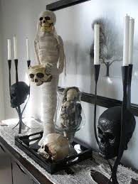 tremendous halloween home decor decorating ideas images in dining