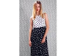Image Innovative Zara Womens Midi Dresses New Collection Online Zara United States