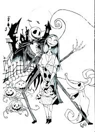 Free Printable Scary Halloween Coloring Pages Kid Great Color For