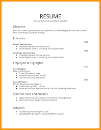It Resume Format Download In Word Resume Format Free Download Mazard Info