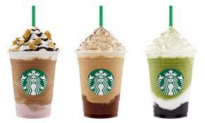 starbucks frappuccino flavors. Contemporary Flavors And Starbucks Frappuccino Flavors I