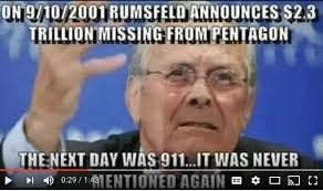 Image result for Rumsfeld says it was a missile