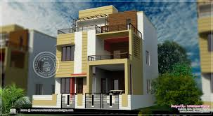 story house plan design in sq feet   Kerala home design and     floor house plan