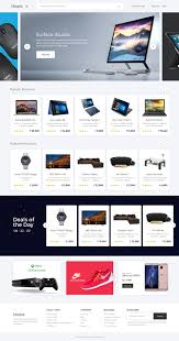 Free Ecommerce Website Templates Free Ecommerce Web Templates PSD CSS Author 12