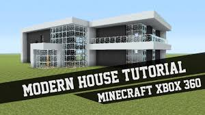 Small Picture Large Modern House Tutorial Minecraft Xbox 360 1 minecract