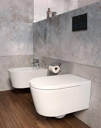 Toilet Flushing Systems And Designs Automate Your Bathroom With Our Toilet Flush Sensors Roca Life