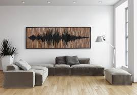 custom made wood wall art abstract sound wave different sizes available reclaimed barnwood on custom wall art wood with custom made wood wall art abstract sound wave different sizes