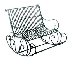 patio rocker set rocking chairs chair metal garden table and sets swivel home r11