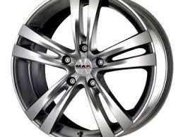 Купить Автомобильный <b>диск Литой</b> MAK Zenith 8x17 5/120 ET <b>20</b> ...