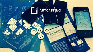 End Of Project Report – Artcasting