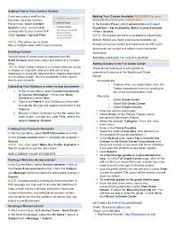 Uic Blackboard Learn Quick Start Guide