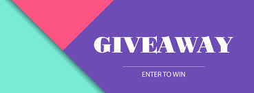 giveaway banner vector design template facebook cover size
