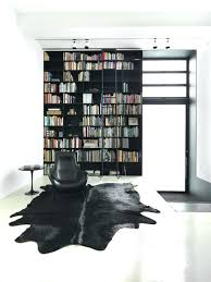 black cowhide rug is beautiful yes especially when it a and white speckled black cowhide rug