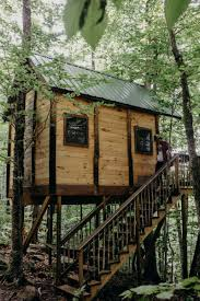 The Birdie Treehouse Maine Treehouse Rentals ME 2 Hipcamper